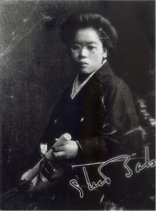 Sakanishi Shiho2018_2